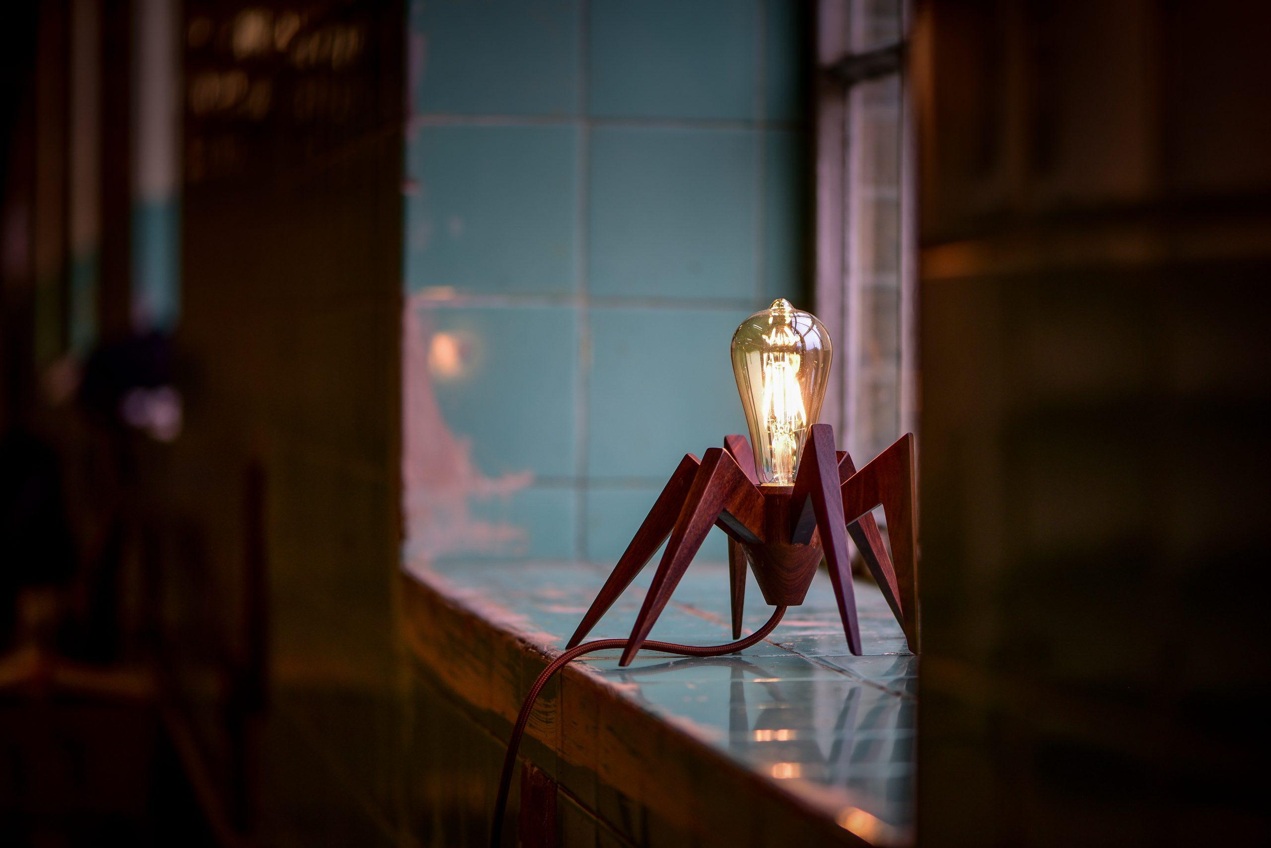 , Spider Lamp DE