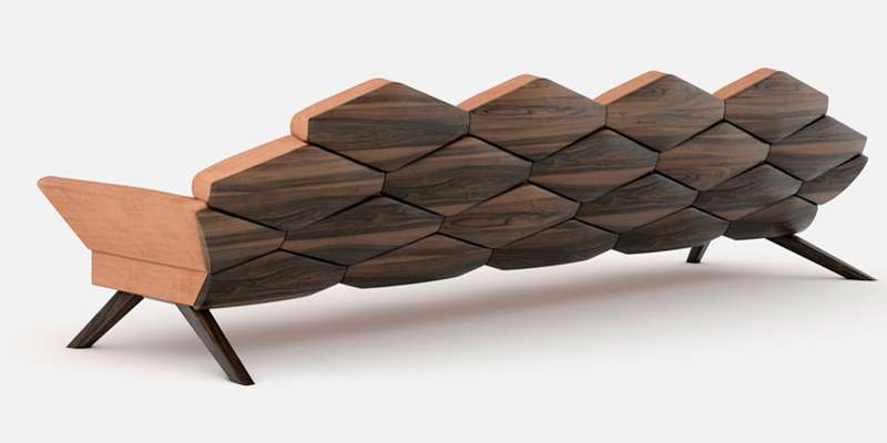 Hive modern furniture, Hive Sofa
